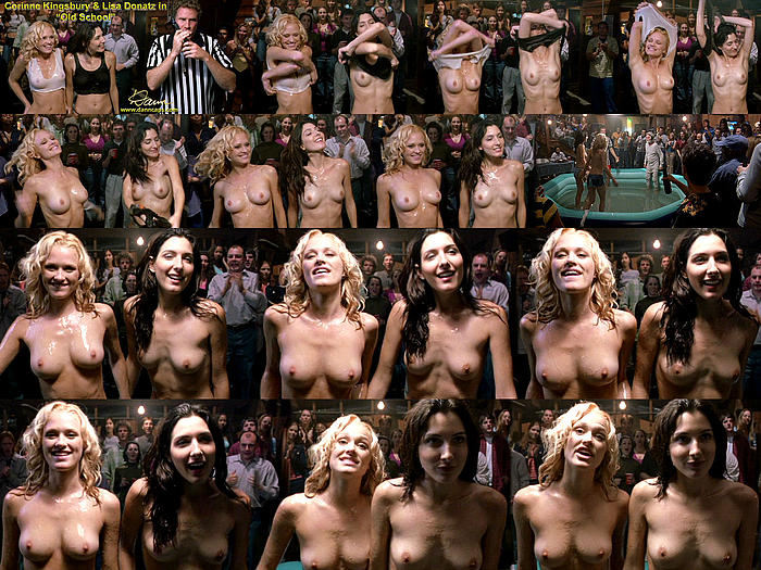 Corinne Kingsbury  nackt