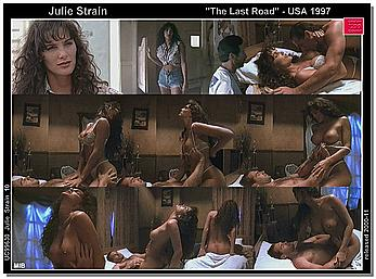 Actress - Julie Strain: Movie - The Last Road