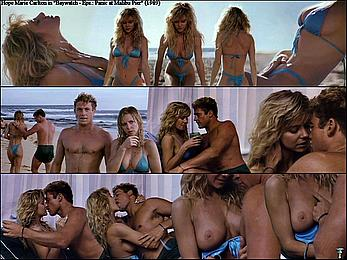 Baywatch movie nude scenes
