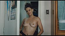 Antonella Costa topless in Dry Martina