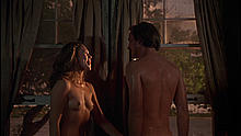 Kathleen Turner nude in Body Heat