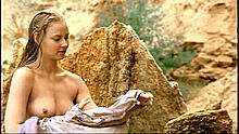 Russian actress Svetlana Khodchenkova fully nude in Blagoslovite zhenshchinu