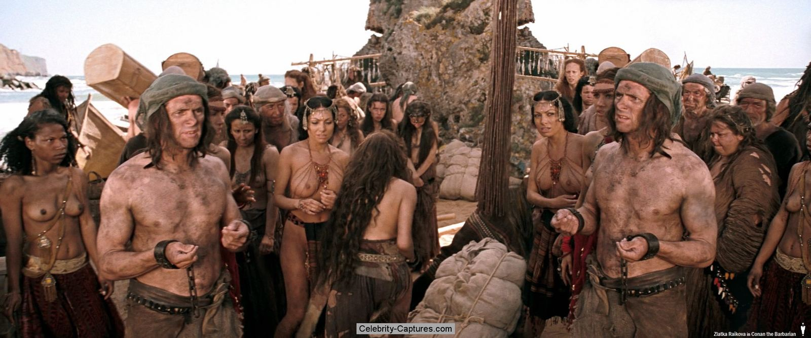 Naked picture in conan the barbarian adult pics