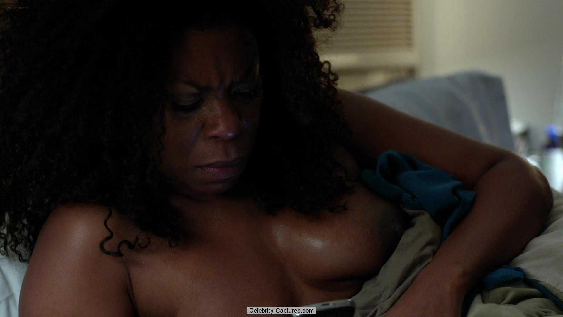black celebrity actress nude scenes