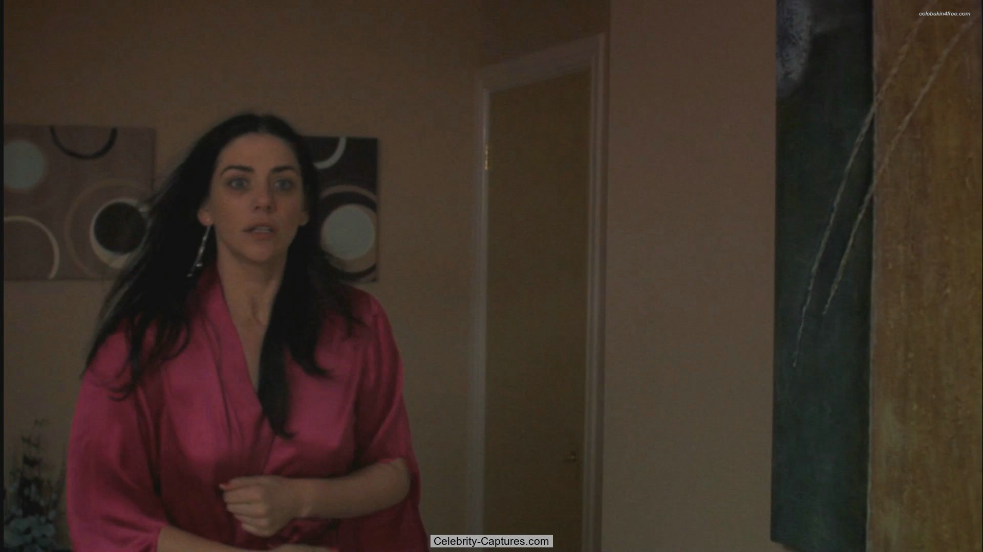 Neve McIntosh naked movie scenes from Salvage