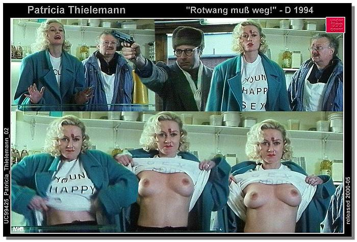 Actress - Patricia Thielemann: Movie - Rotwang muss weg