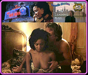 Actress - Thandie Newton: Movie - The Leading Man