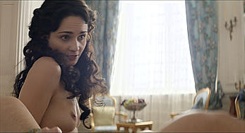 Actress - Tuppence Middleton: Movie - War & Peace