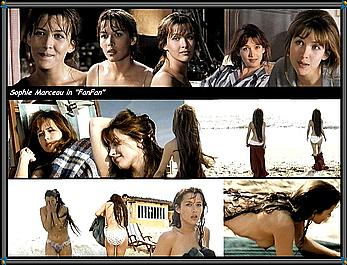 Actress - Sophie Marceau: Movie - FanFan