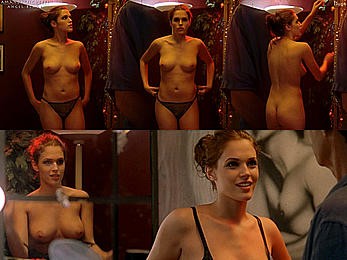 Actress - Amanda Righetti: Movie - Angel Blade
