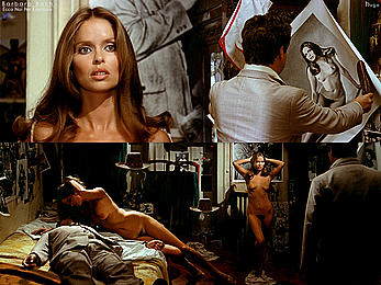 Actress - Barbara Bach : Movie - Ecco noi per esempio...