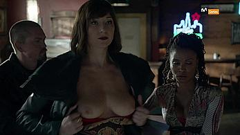 Actress - Isidora Goreshter: Movie - Shameless