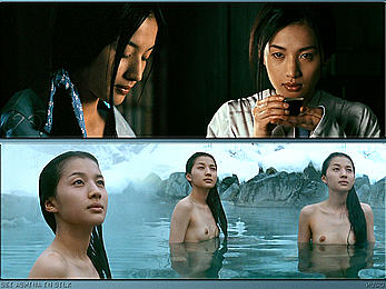 Actress - Sei Ashina: Movie - Silk