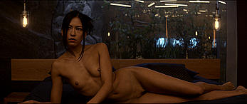 Actress - Sonoya Mizuno: Movie - Ex Machina