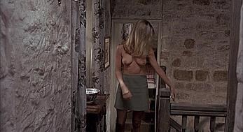 Actress - Susan George: Movie - Straw Dogs