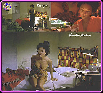Actress - Thandie Newton: Movie - Besieged