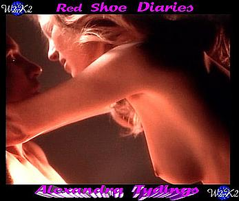 Actress - Alexandra Tydings: Movie - Red Shoe Diaries