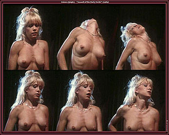 Actress - Linnea Quigley: Movie - Assault of the Party Nerds