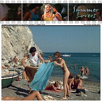 Actress - Valerie Quennessen: Movie - Summer Lovers